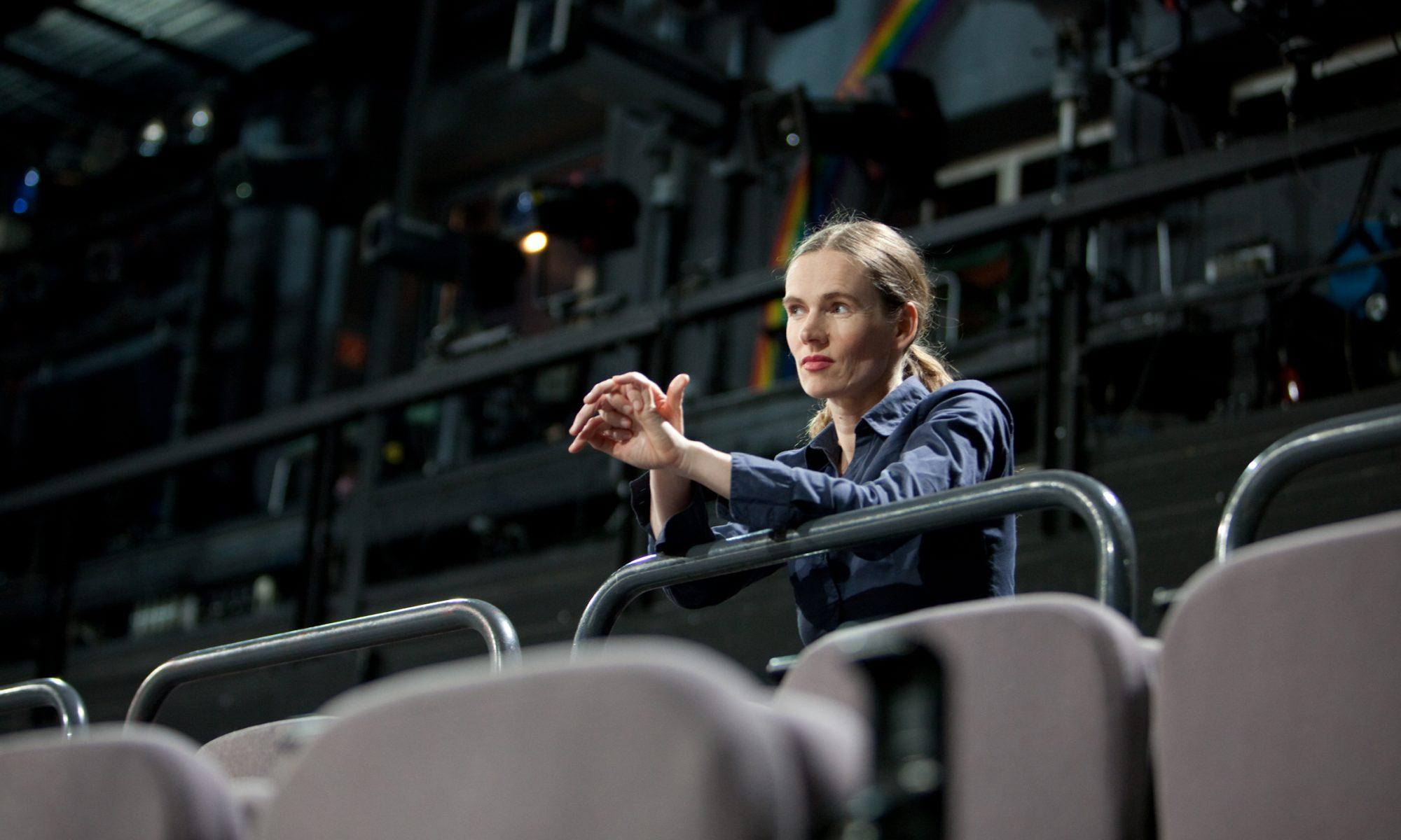 Heike Hennig Regisseurin, Foto J. Blobel
