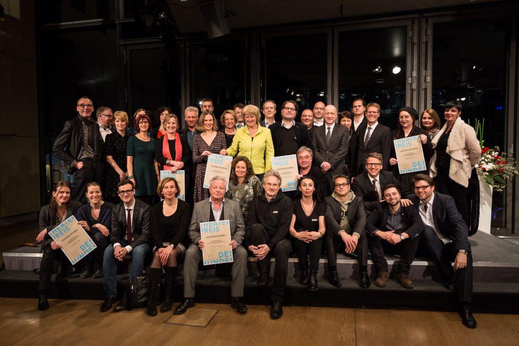 Heike Hennig - Theaterpreis des Bundes
